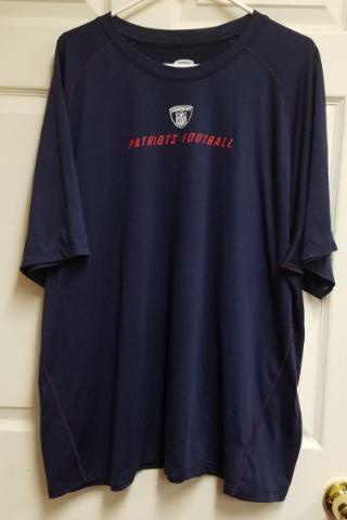 nfl new england patriots shirt