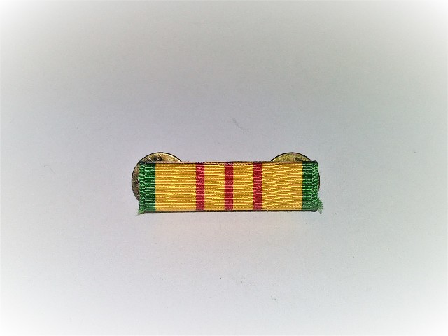 Vanguard RIBBON UNIT VIETNAM SERVICE New Old Stock NOS Loose