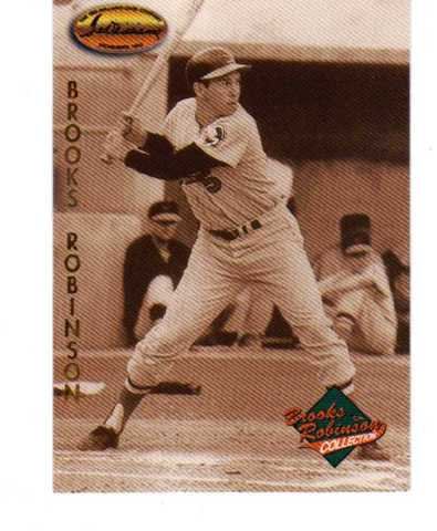 1993 Ted Williams Brooks Robinson Collection Complete 10 Card Set Baseball