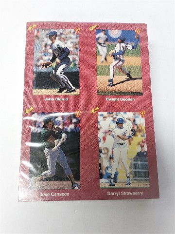 1991 Classic II Complete 100 Card Set Factory Sealed ( 2 Decks of 50) Baseball