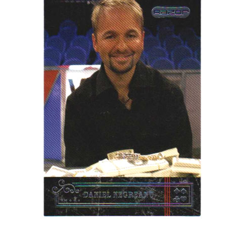 2006 Razor Poker Complete 76 Card Set Daniel Negreanu Phil Hellmuth