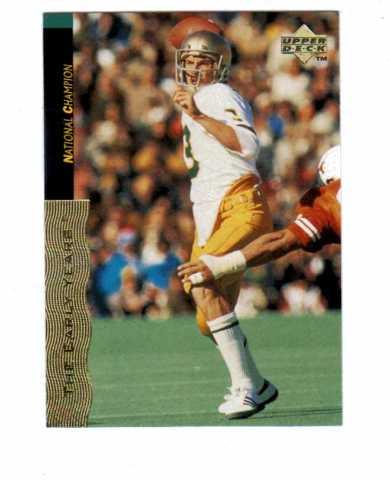 1995 Upper Deck Joe Montana Box Set 45 Cards Football NFL Kansas City Chiefs