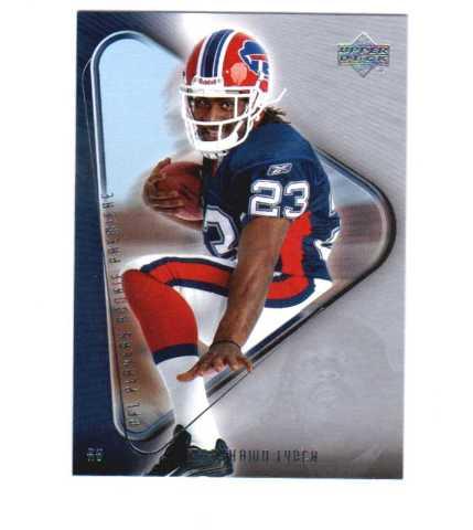 2007 Upper Deck Rookie Premier 30 Card Set Football NFL Marshawn Lynch