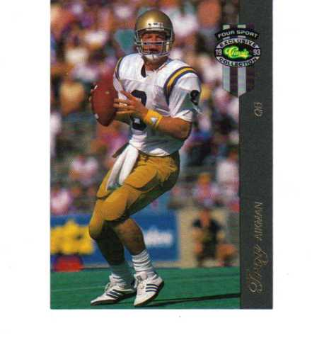 1993 Classic Four Sport McDonald's Complete 35 Card Set  Aikman Rice Mourning