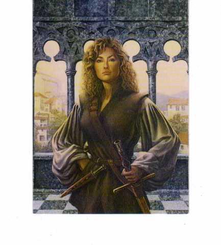 1995 David Cherry Complete 90 Card Set Fantasy Art FPG