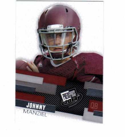 2014 Press Pass Football 50 Card Set NFL Odell Beckham Jr Johnny Manziel