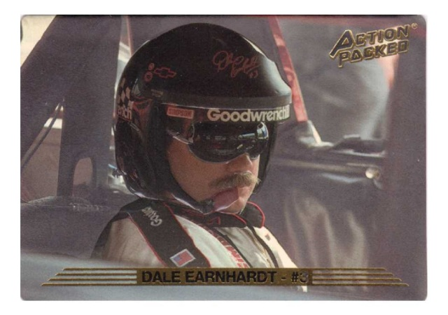1993 Dale Earnhardt Action Packed