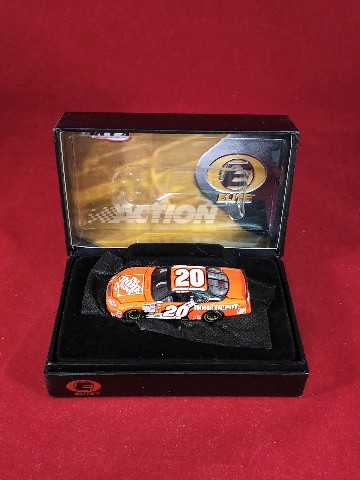 2004 Action/RCCA Elite 1:64 #20 Tony Stewart Home Depot Limited Edition /1440