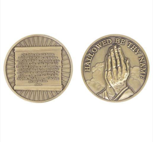 "Vanguard COIN: LORD'S PRAYER 2"""