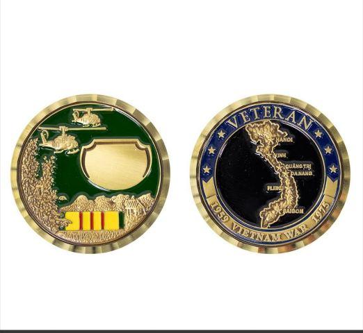 """Vanguard COIN: VIETNAM VETERAN 2"""""""