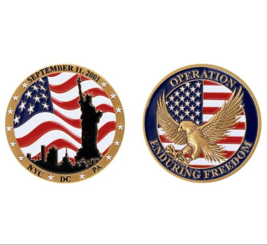 Vanguard COIN: OPERATION ENDURING FREEDOM 2""