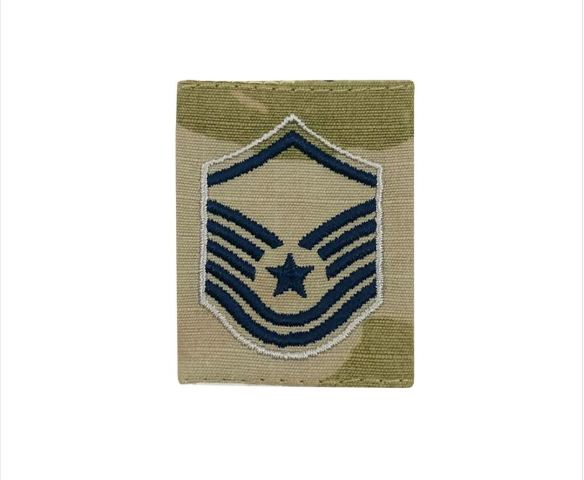 Vanguard SPACE FORCE GORTEX RANK: MASTER SERGEANT - OCP JACKET TAB