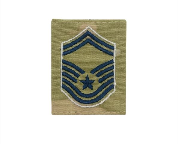 Vanguard SPACE FORCE GORTEX RANK: SENIOR MASTER SERGEANT - OCP JACKET TAB