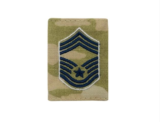 Vanguard SPACE FORCE GORTEX RANK: CHIEF MASTER SERGEANT - OCP JACKET TAB