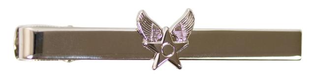 Vanguard AIR FORCE TIE CLASP: HAP ARNOLD - MIRROR FINISH