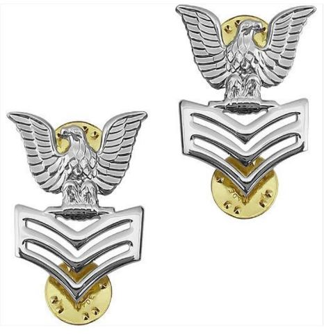 Vanguard NAVY SERVICE COLLAR DEVICE: E6
