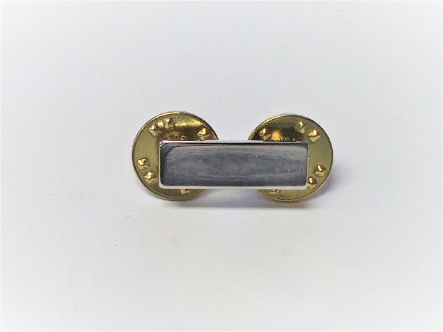 Vanguard US Navy/Coast Guard Collar Device LTJG Lieutenant Junior Grade - 1 Pin