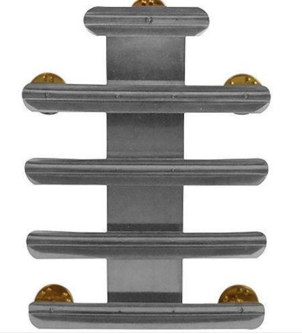 Vanguard MOUNTING BAR - FITS 18 ARMY OR AIR FORCE MINIATURE MEDALS