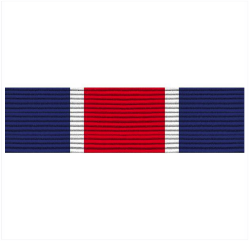 Vanguard RIBBON UNIT #3707: NROTC CRUISE AWARD RIBBON
