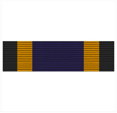 Vanguard RIBBON UNIT #4036: YOUNG MARINE'S MERITORIOUS SERVICE