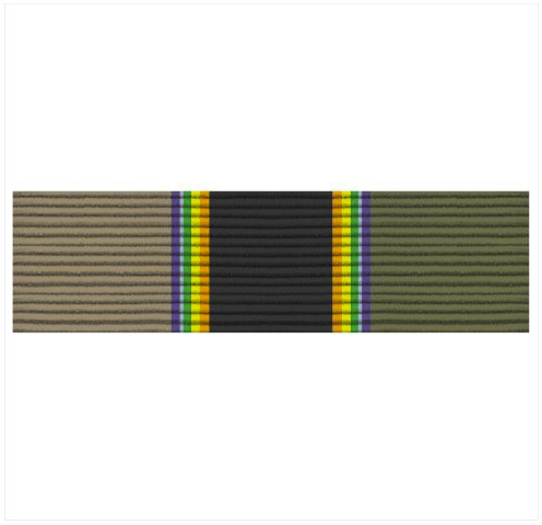 Vanguard RIBBON UNIT #5504 ROTC