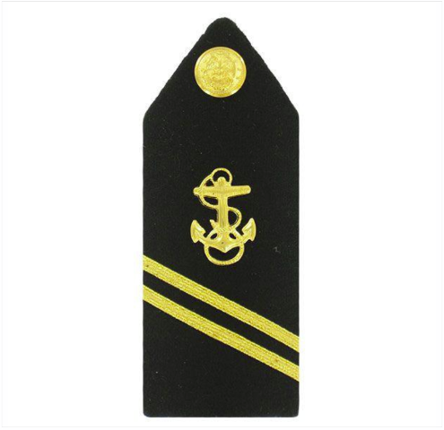 Vanguard NAVY ROTC MIDSHIPMAN HARD BOARD: FEMALE SECOND CLASS