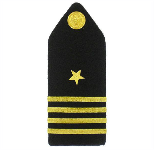 Vanguard NAVY ROTC MIDSHIPMAN HARD BOARD: FEMALE LIEUTENANT COMMANDER