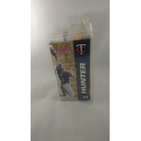 2003 Torii Hunter McFarlane Action Figure Debut MLB Series 5 Minnesota Twins