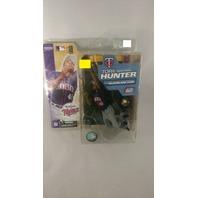 2003 Torii Hunter McFarlane Action Figure Debut MLB Series 5 Minnesota Twins