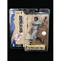 2004 Alfonso Soriano McFarlane SportsPicks Figure Series 8 New York Yankees NIP
