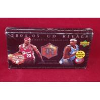 2004-05 Upper Deck Rivals Box Set 31 Cards Sealed LeBron James Carmelo Anthony