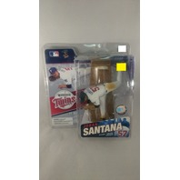 2006 Johan Santana McFarlane Action Figure MLB Series 15 Minnesota Twins