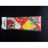 2006 FIFA World Cup Bandana Coca-Cola One Size NEW NIP Soccer