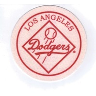 "2007 Topps Heritage Felt Logos #LAD 1958 Los Angeles Dodgers 5"" Patch"