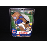 2012 Starlin Castro McFarlane SportsPicks Debut Figure Series 29 Chicago Cubs