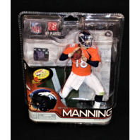 2012 Peyton Manning McFarlane NFL Series 30 Denver Broncos Action Figure NEW