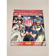 2012 Panini NFL Football Sticker Collection Album
