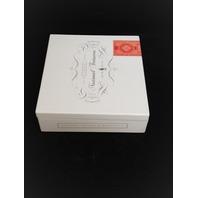 2013 Panini National Treasures NT Basketball Trading Cards Empty Cedar Cigar Box