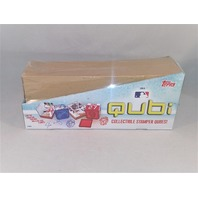 2013 Topps Qubi Baseball Stamper Box New Sealed