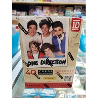 2013 Panini One Direction Trading Cards Factory Sealed Blaster Box 40 Packs 1D