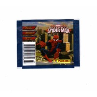 2014 Panini Marvel  Ultimate Spider-Man 10 Sticker Packets (Sealed)