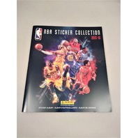 2015/16 Panini NBA Basektball 72 Page Sticker Album