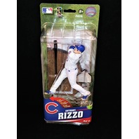 2015 Anthony Rizzo McFarlane SportsPicks Debut Figure Series 33 Chicago Cubs NIP