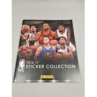 2016/17 Panini NBA Basketball 72 Page Sticker Album