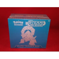 Pokemon TCG XY Steam Siege Elite Trainer Box (Sealed)