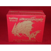 Pokemon TCG XY BREAKPoint Elite Trainer Box (Sealed)