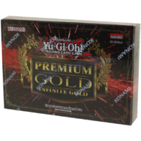 Yugioh Premium Gold Infinite Gold Deck (Sealed)(2016)