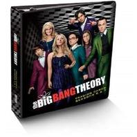 The Big Bang Theory Season 6&7 Sealed Album Binder w/Exclusive (2016-Cryptozoic)
