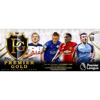 2016 Topps English Premier League (EPL) Gold Soccer 12 Pack Hobby Box (Sealed)