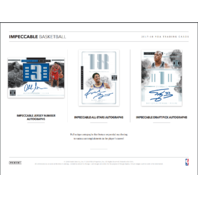 2017/18 Panini Impeccable NBA Basketball Hobby Box (Random Sealed)??Barkley Auto
